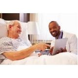 acompanhamento hospitalar para idoso preço Freguesia do Ó