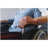 contratar profissional para cuidar de idoso em casa Água Espraiada