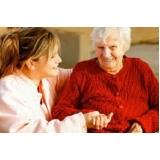 cuidador de idoso em casa preço Higienópolis