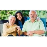 cuidador de idoso em casa Parque do Carmo