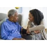 cuidadores de idosos com alzheimer Higienópolis