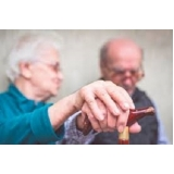 Cuidador de Idosos Alzheimer