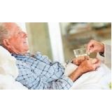 cuidados de enfermagem a domicílio preço Vila Ré