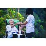 cuidar de idosos Cidade Ademar