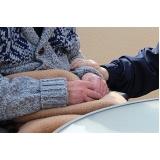 cuidar de um idoso acamado Santo André