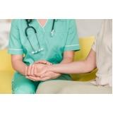 Enfermeira para Tratamento Home Care