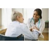 enfermagem reabilitação domicílio São Vicente