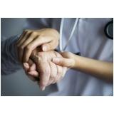 enfermeira de idosos home care Anália Franco