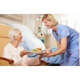 enfermeira para atendimento em casa preço Guarujá