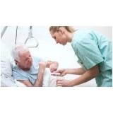 enfermeira para home care preço Mongaguá