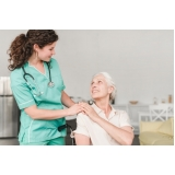 enfermeira para idosos particular Marília