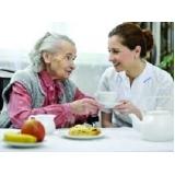 enfermeiro cuidador de idosos Parque São Domingos
