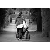 Fisioterapia para Idoso Cadeirante
