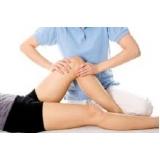 fisioterapia para as pernas valor Sumaré