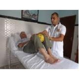 fisioterapia para idosos valor São Sebastião