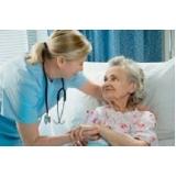 onde encontro acompanhamento hospitalar terceira idade Santos