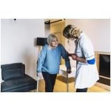 onde encontro fisioterapia para idoso andar Aclimação