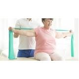 onde encontro fisioterapia para idosos Brás