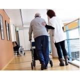 profissionais para acompanhamento de idoso em domicílio Glicério