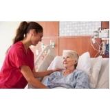 quanto custa acompanhante hospitalar de idoso Vila Dalila