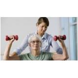 terapia ocupacional com idosos Jabaquara