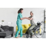 tratamento de fisioterapia cuidador de idosos Presidente Prudente